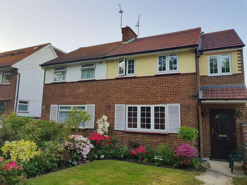 3 Bedrooms Semi Detached House for sale in Santers Lane, Potters Bar EN6