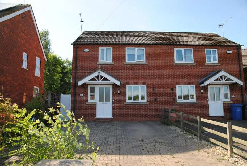 3 Bedrooms Semi Detached House for sale in North Kelsey, Lincolnshire