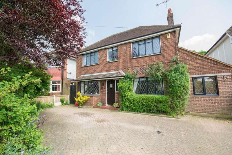 5 Bedrooms Detached House for sale in Kilworth Avenue, Shenfield, Brentwood, Essex, CM15