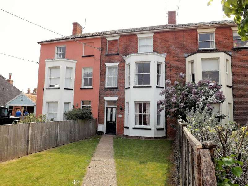 4 Bedrooms Terraced House for sale in The Old Rope House, Southwold