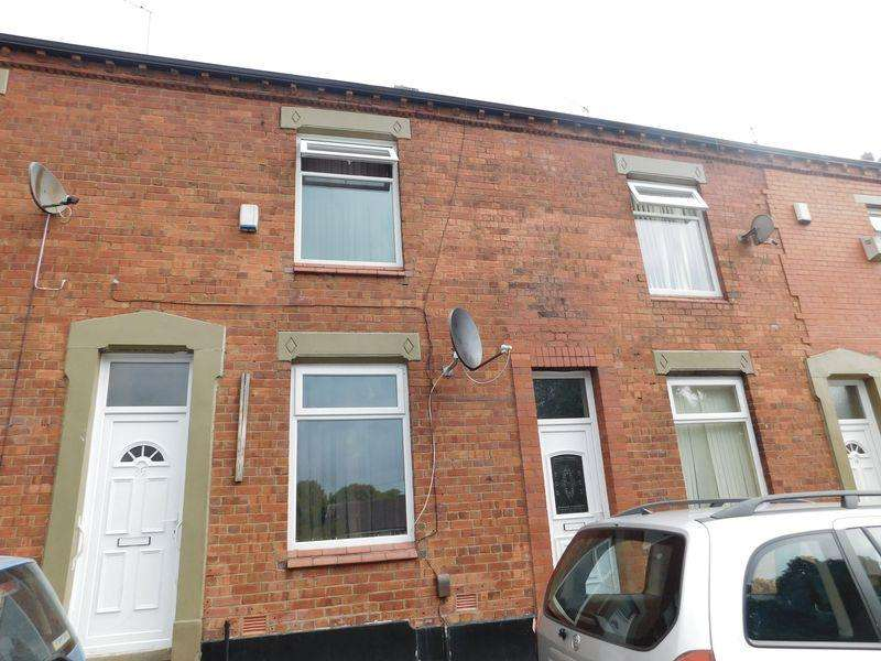 2 Bedrooms Terraced House for sale in 37 Worsley Street Glodwick OLDHAM