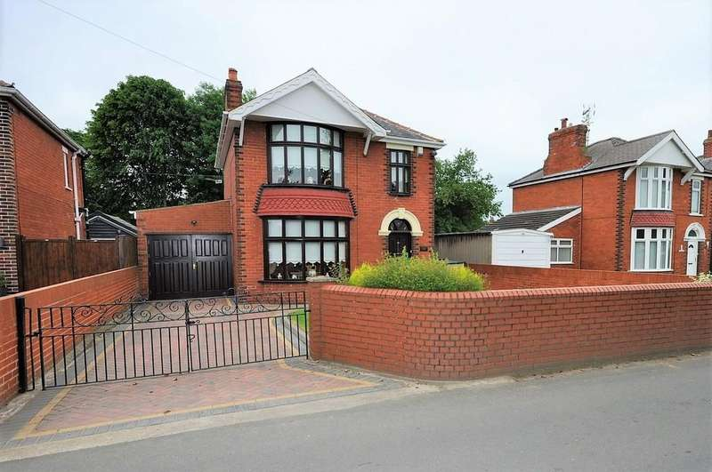 3 Bedrooms Detached House for sale in Southfield Road, Thorne, Doncaster