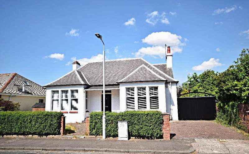 4 Bedrooms Detached Bungalow for sale in Seafield Crescent , Ayr, South Ayrshire, KA7 4AR