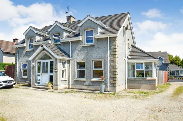 4 Bedrooms Detached House for sale in North Road, Carrickfergus, County Antrim