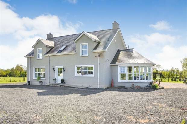 5 Bedrooms Detached House for sale in Printshop Road, Templepatrick, Ballyclare, County Antrim