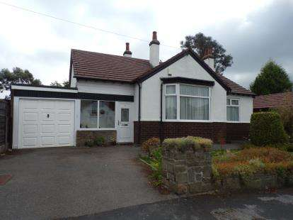 2 Bedrooms Bungalow for sale in Baslow Drive, Hazel Grove, Stockport, Cheshire