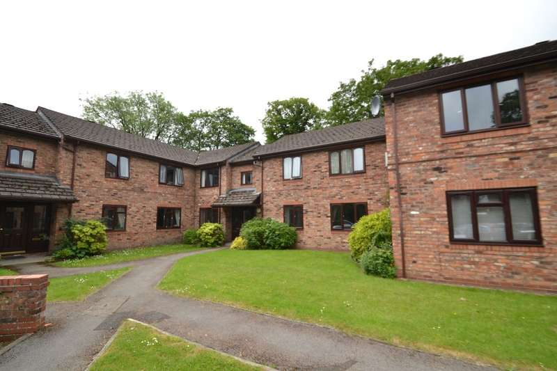 2 Bedrooms Flat for sale in Spruce Lodge , Cheadle