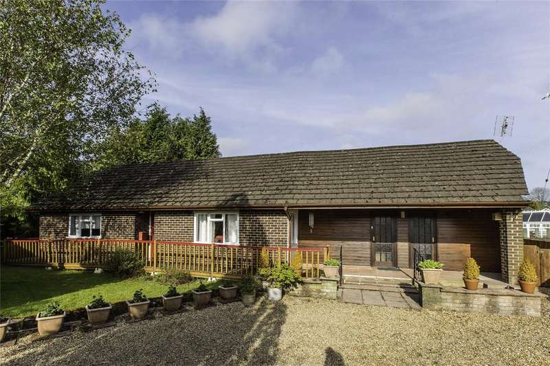 3 Bedrooms Detached Bungalow for sale in Beulah, Llanwrtyd Wells, Powys