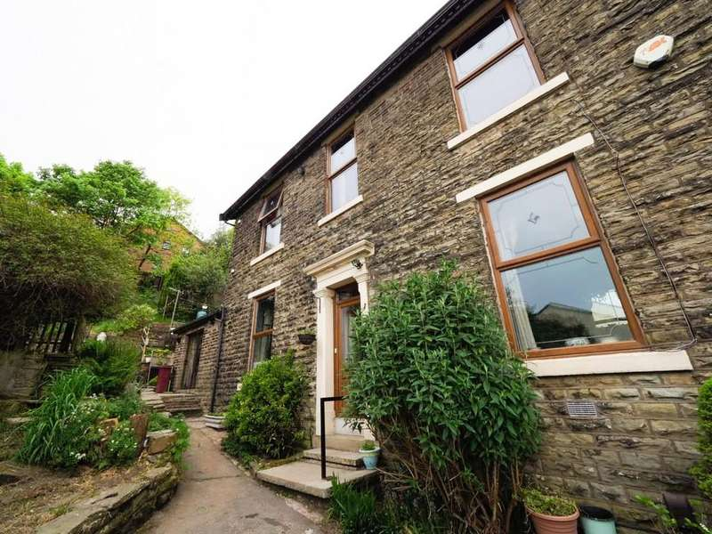 3 Bedrooms Semi Detached House for sale in Tockholes Road, Darwen