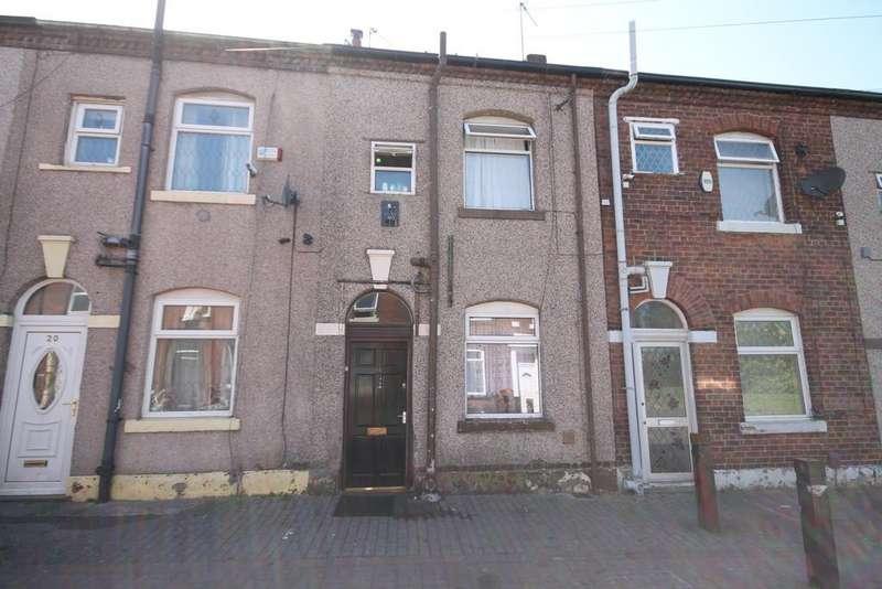 2 Bedrooms Terraced House for sale in Moss Mill Street, Rochdale