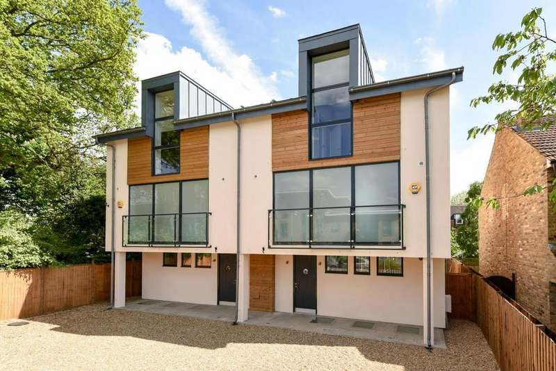 4 Bedrooms Semi Detached House for sale in Dickenson Road, Crouch End
