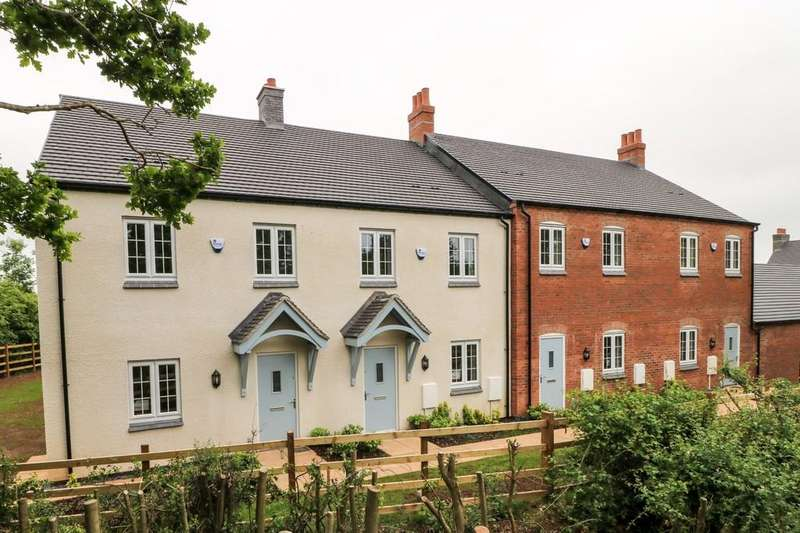 3 Bedrooms Town House for sale in Willow Cottage, Normanton Road, Packington