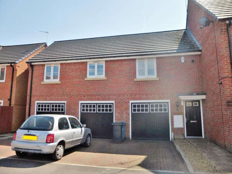 2 Bedrooms Apartment Flat for sale in Lingwell Park, Widnes, , WA8 9YS