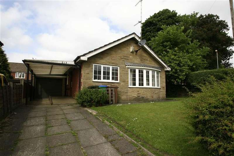 2 Bedrooms Detached Bungalow for sale in 213, Heights Lane, Rochdale, OL12