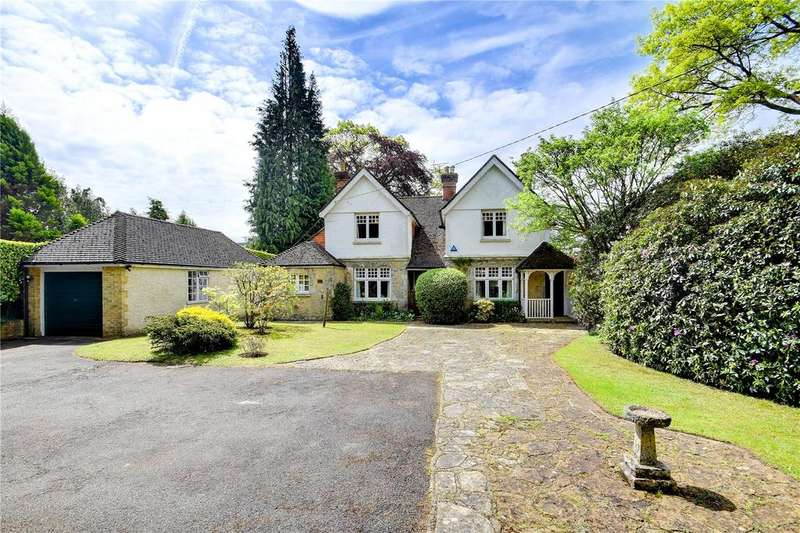 4 Bedrooms Detached House for sale in Grayshott Road, Headley Down, Hampshire