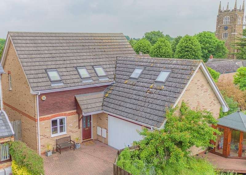 4 Bedrooms Detached House for sale in Park Lane, Blunham MK44