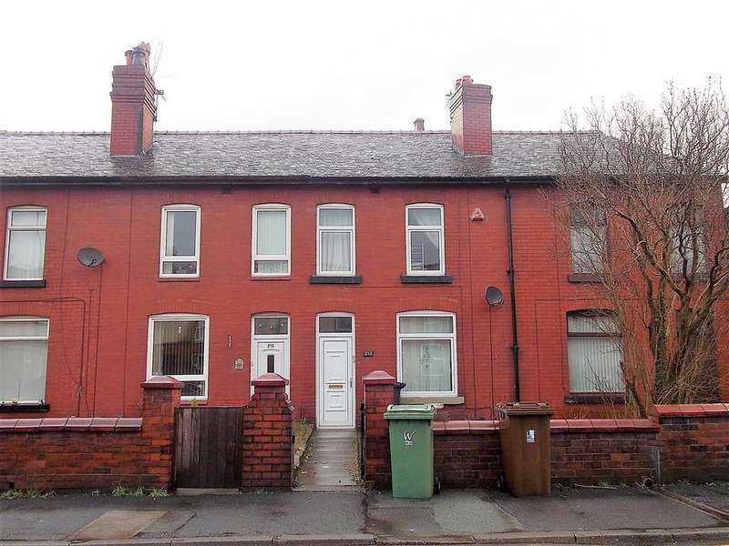 2 Bedrooms Terraced House for sale in Wigan Road, Atherton, Manchester