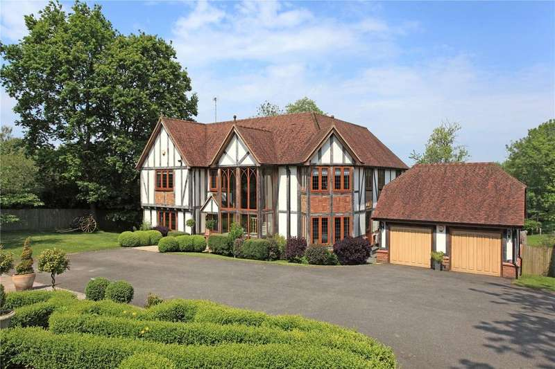 5 Bedrooms Detached House for sale in Northiam Road, Broad Oak, Rye, East Sussex, TN31