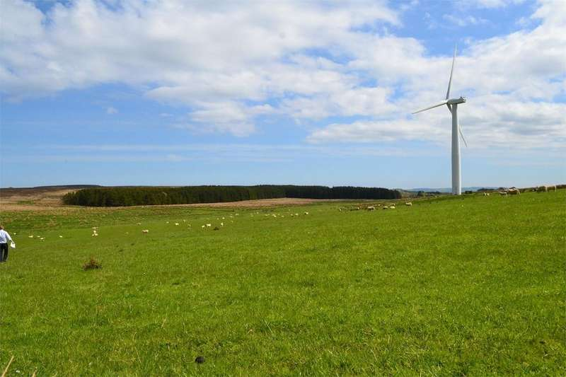Land Commercial for sale in Land at Moorhouse Farm, Coldingham, Eyemouth, Scottish Borders
