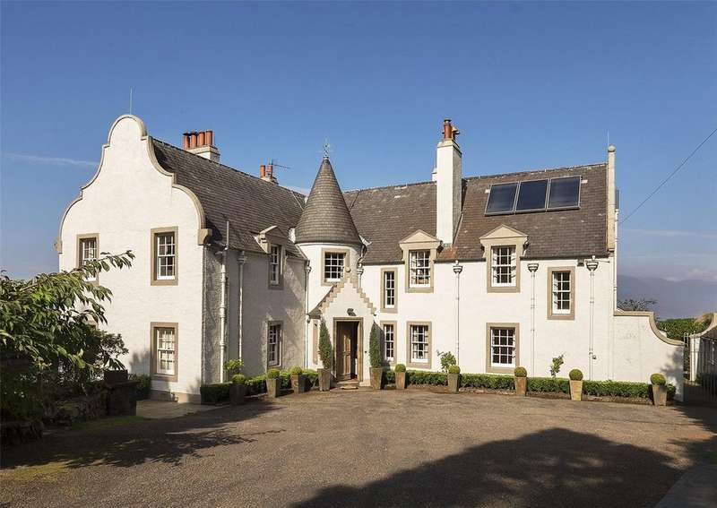 7 Bedrooms Detached House for sale in Duirinish Lodge, Plockton, Kyle Of Lochalsh, Ross-Shire