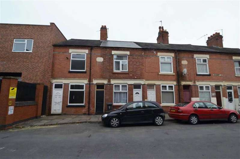 2 Bedrooms Terraced House for sale in Rosebery Street, Leicester