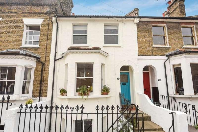 4 Bedrooms Terraced House for sale in Earlswood Street Greenwich SE10