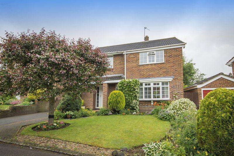 4 Bedrooms Detached House for sale in INGHAM DRIVE, MICKLEOVER