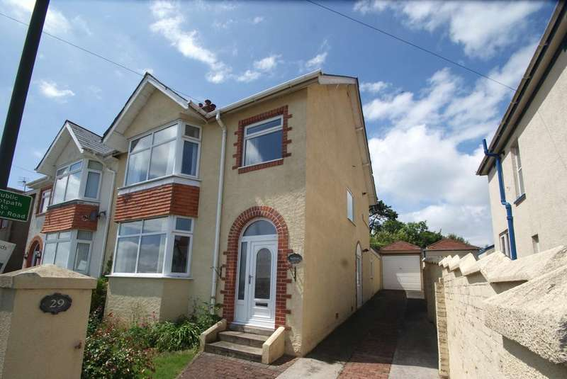 3 Bedrooms Semi Detached House for sale in Main Avenue   Torquay
