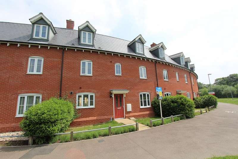 4 Bedrooms Town House for sale in Fowler Road, Colchester, CO2