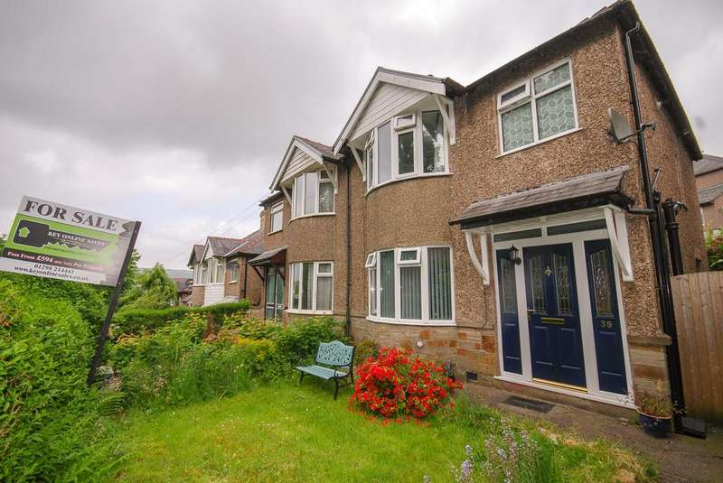 3 Bedrooms Semi Detached House for sale in Victoria Park Road, Buxton