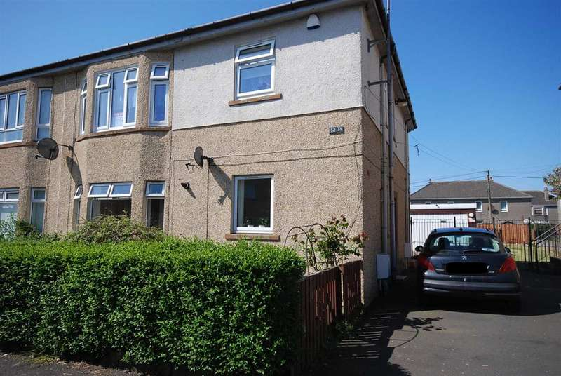 2 Bedrooms Apartment Flat for sale in Hunter Avenue, Ardrossan