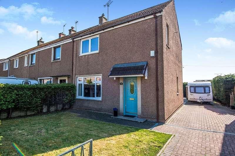 3 Bedrooms Property for sale in Burnside Road, GOREBRIDGE, EH23