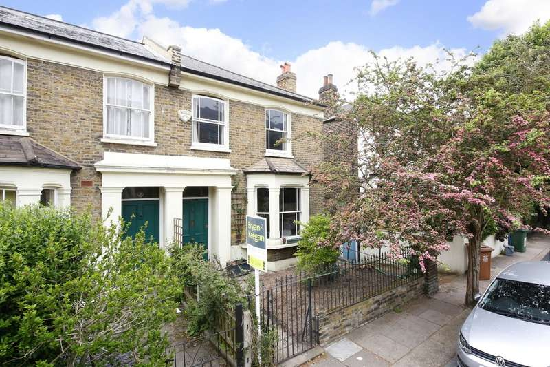 4 Bedrooms Terraced House for sale in Ashmead Road, St Johns, London
