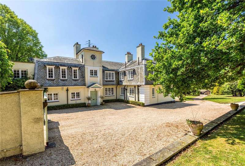 7 Bedrooms Unique Property for sale in Wantage Road, Donnington, Newbury, Berkshire, RG14
