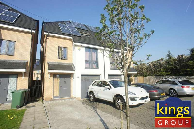 4 Bedrooms Semi Detached House for sale in College Gardens, London