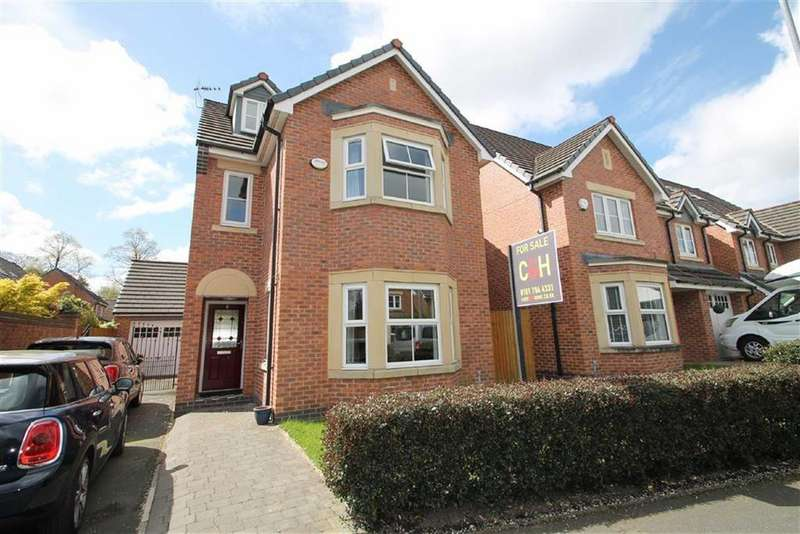 4 Bedrooms Detached House for sale in Greenwood Place, Ellesmere Park