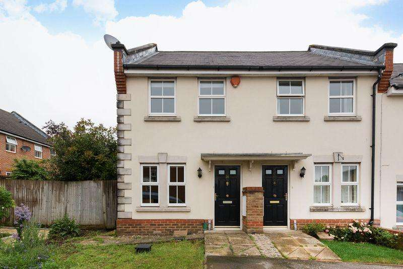 2 Bedrooms End Of Terrace House for sale in Howerd Way, Shooters Hill SE18