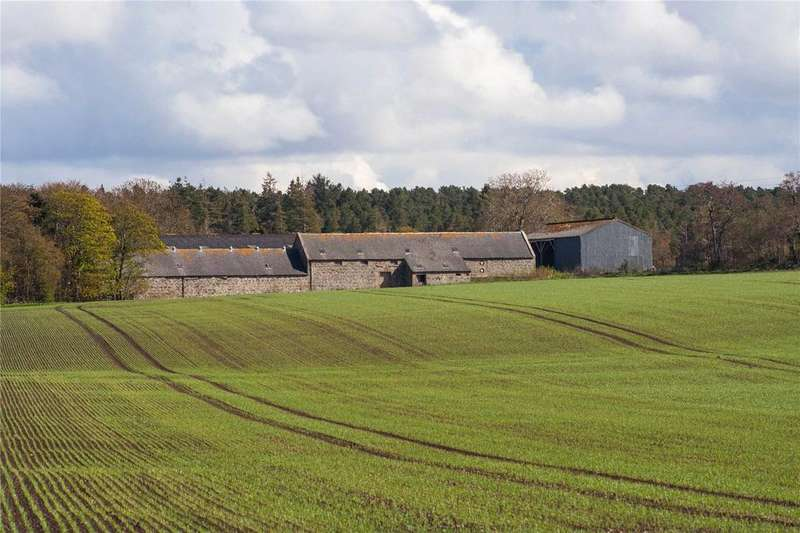 Plot Commercial for sale in Lot 2A - Auchenhalrig Farm, Auchenhalrig, Fochabers, Moray, IV32