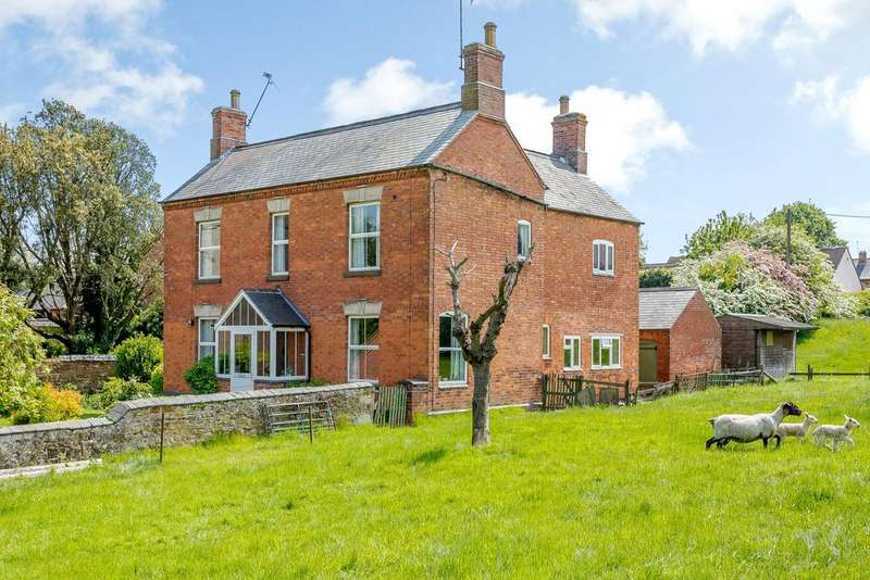 5 Bedrooms Farm Commercial for sale in Church Street, Billesdon, Leicester
