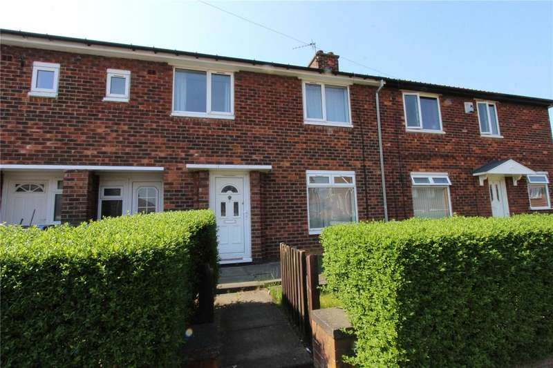 3 Bedrooms Terraced House for sale in Grinkle Avenue, Park End