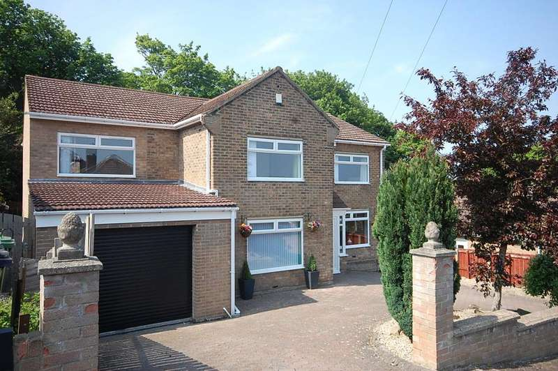 4 Bedrooms House for sale in Dunston