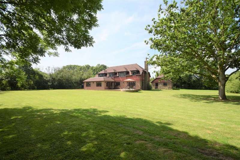 5 Bedrooms Detached House for sale in Poundhurst Road, Ruckinge