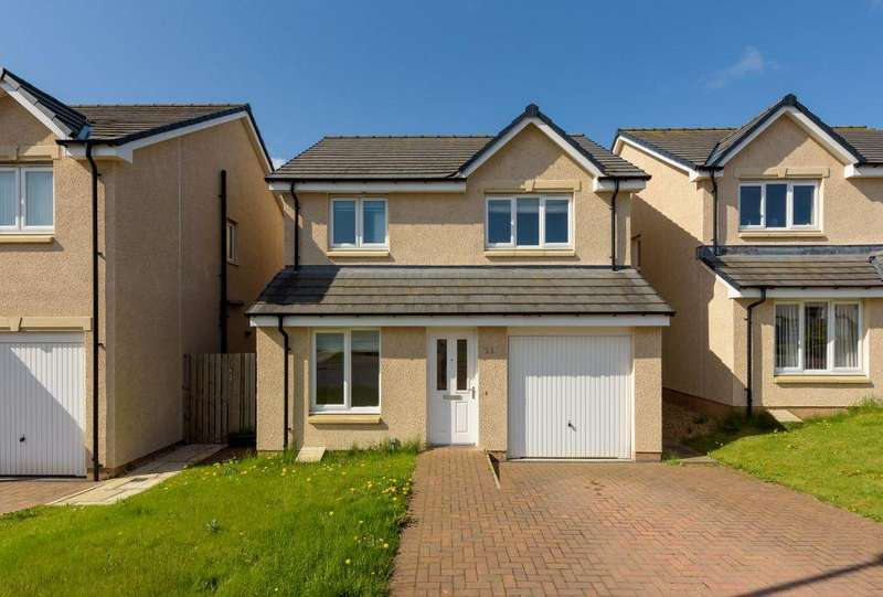 3 Bedrooms Detached House for sale in 21 South Quarry Avenue, Gorebridge, EH23 4GU