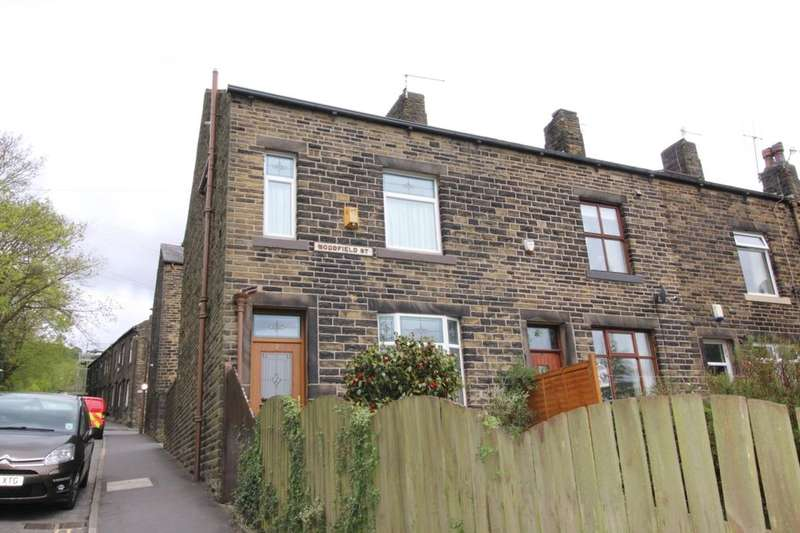 3 Bedrooms Terraced House for sale in Woodfield Street, Todmorden, OL14