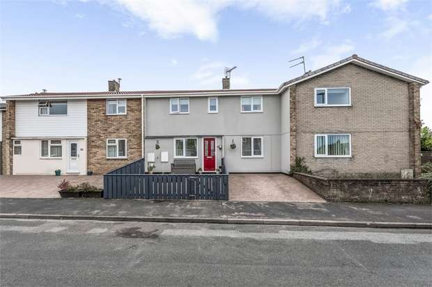 3 Bedrooms Terraced House for sale in Mellanby Crescent, Newton Aycliffe, Durham