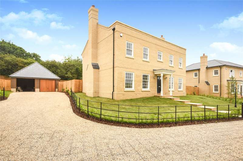 5 Bedrooms Detached House for sale in Chelmsford Road, Purleigh, Chelmsford, Essex