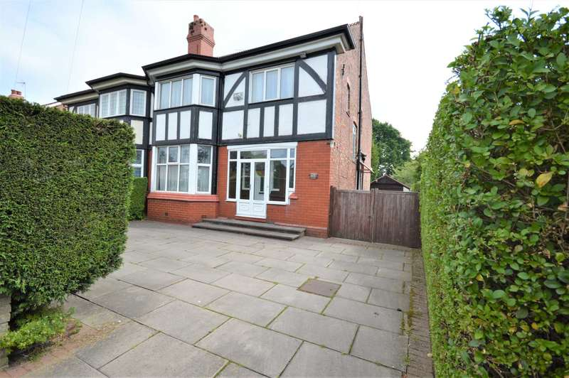 4 Bedrooms Semi Detached House for sale in Dialstone Lane, Stockport