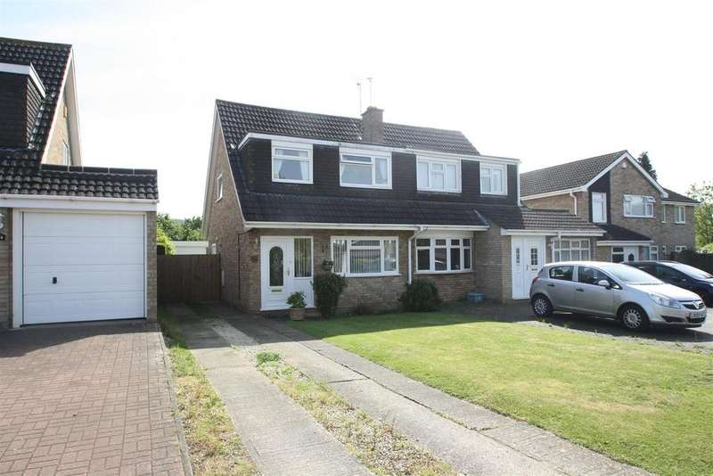 3 Bedrooms Semi Detached House for sale in Hunter Drive, Bletchley, Milton Keynes