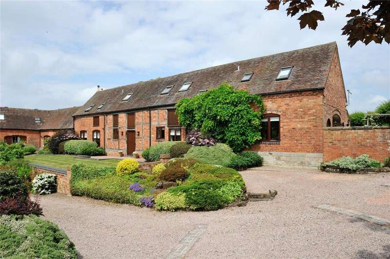 4 Bedrooms Barn Conversion Character Property for sale in Stoke Pound, Bromsgrove