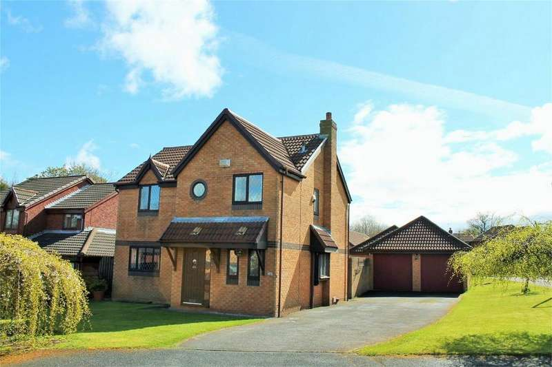 4 Bedrooms Detached House for sale in Sycamore Close, Fulwood, Preston, Lancashire